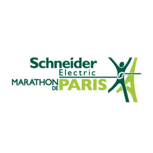 Logo Schneider Electric Marathon de Paris